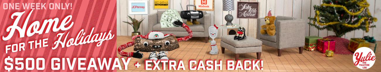 Extra Cash Back Deals