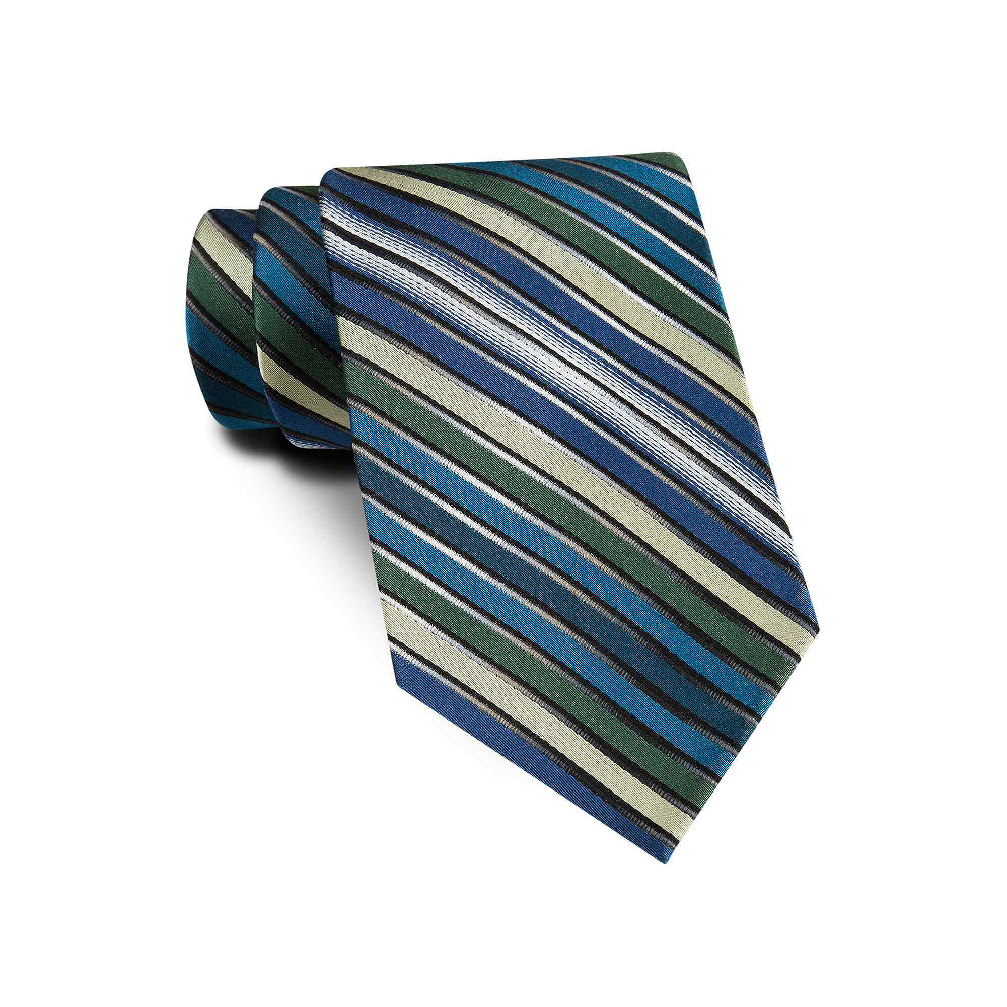 Van Heusen Shaded Stripe Tie