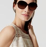 Glam Square Sunglasses
