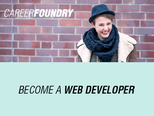 Career Foundry Web Design Course