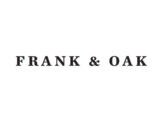 Frank & Oak Coupons