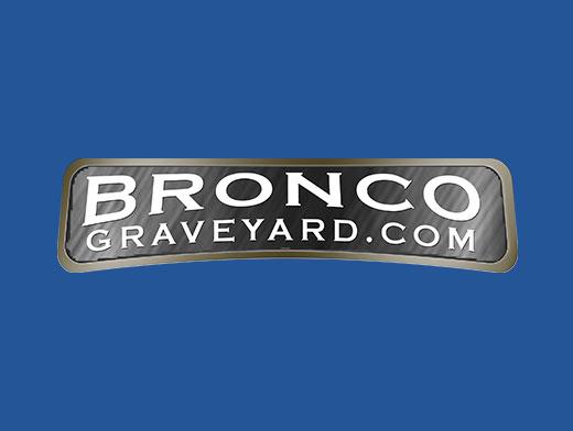 Jeff's Bronco Graveyard Coupons