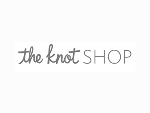 The Knot Wedding Shop  Coupons