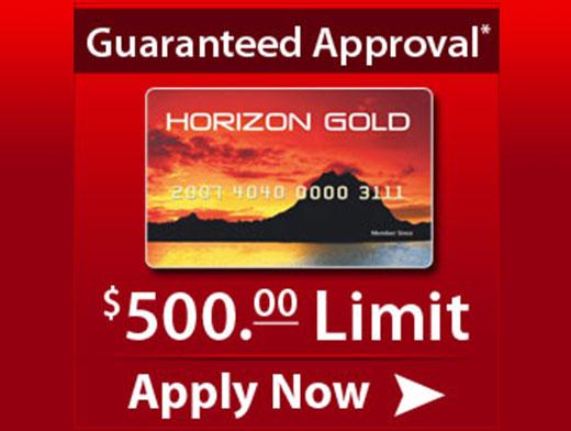 Horizon Gold Coupons