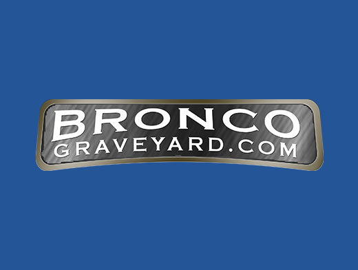 Jeff's Bronco Graveyard Coupons