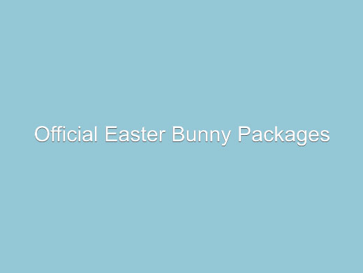 Letters From The Easter Bunny Coupons