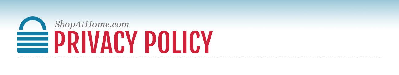 ShopAtHome.com Privacy Policy